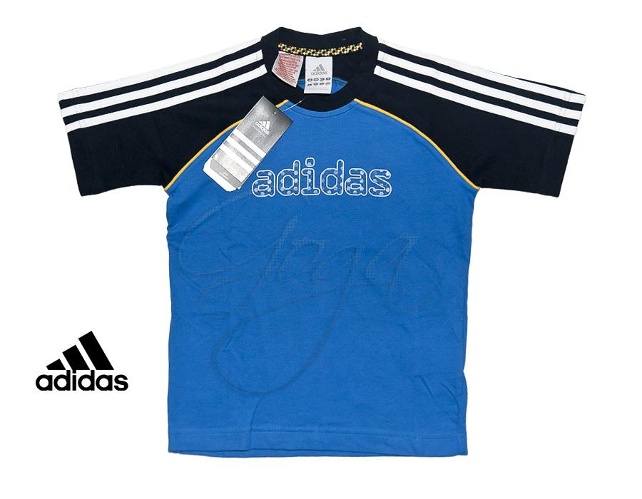 2b97213cf Koszulka ADIDAS LB Tee, niebieska